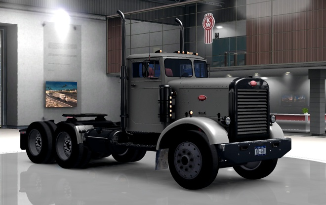 Peterbilt 351 - Should I buy one for Historic Vehicle Rallies?