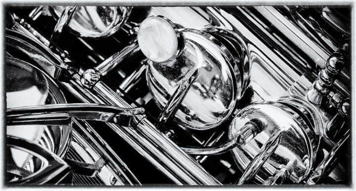 Saxophone Keys & Pads