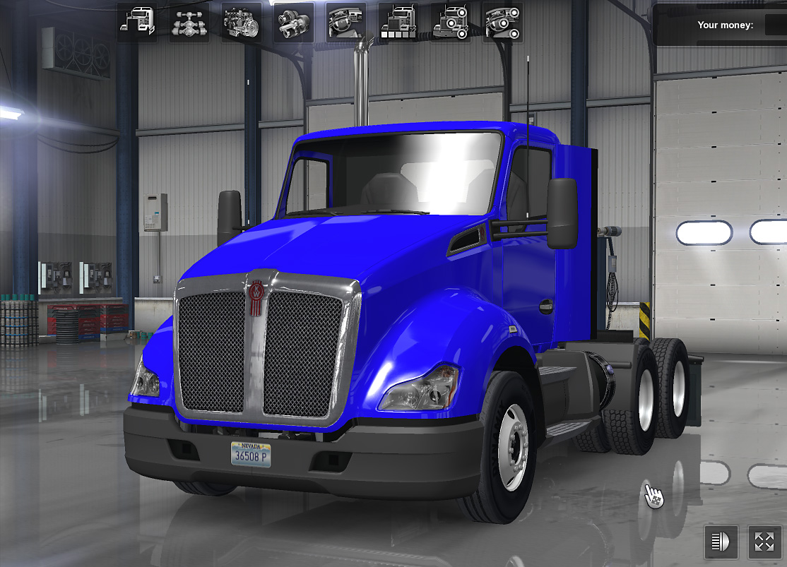 kenworth t680 – Images from Finchley