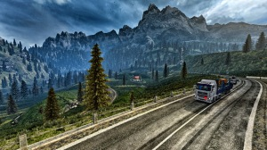 Grinding through the Alps to Chur