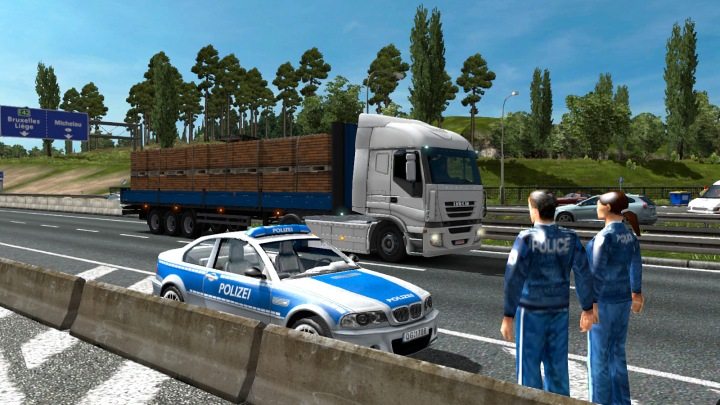 polizei-and-iveco