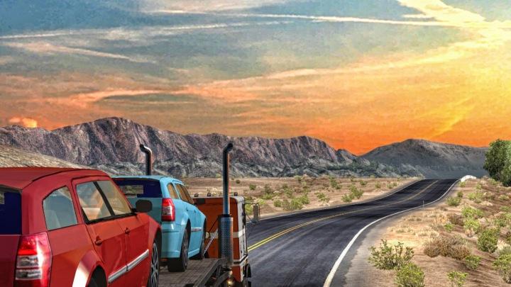 Nevada Dawn