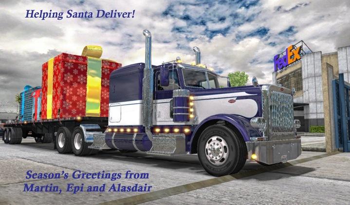 Nightshade shifts it for Santa :-)