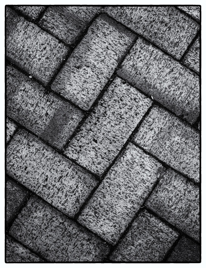 Brick Pavement
