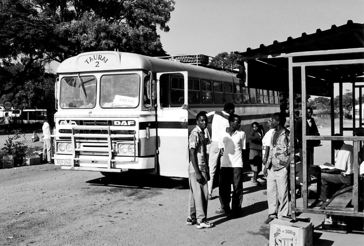 Taurai bus - Chegutu