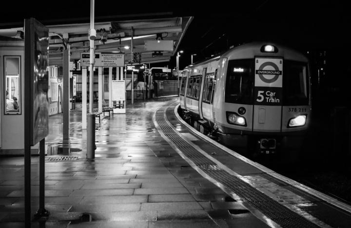 Last Train to Clapham