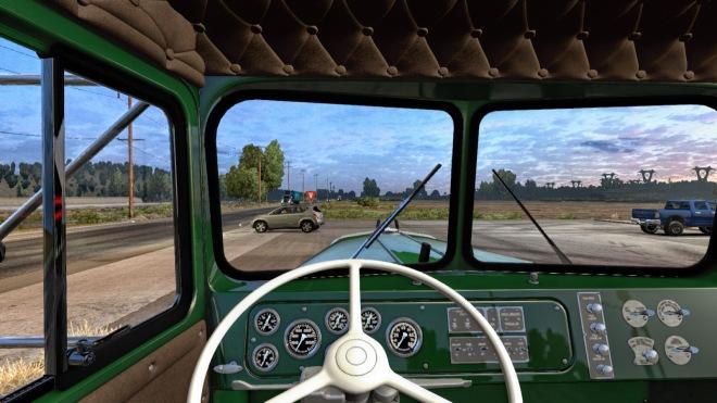 Kenworth 521 Cab