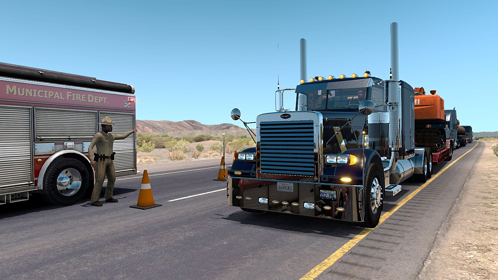 peterbilt 379 – Images from Finchley
